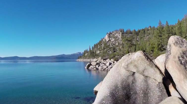 Tahoe Aerials - Winter 2015