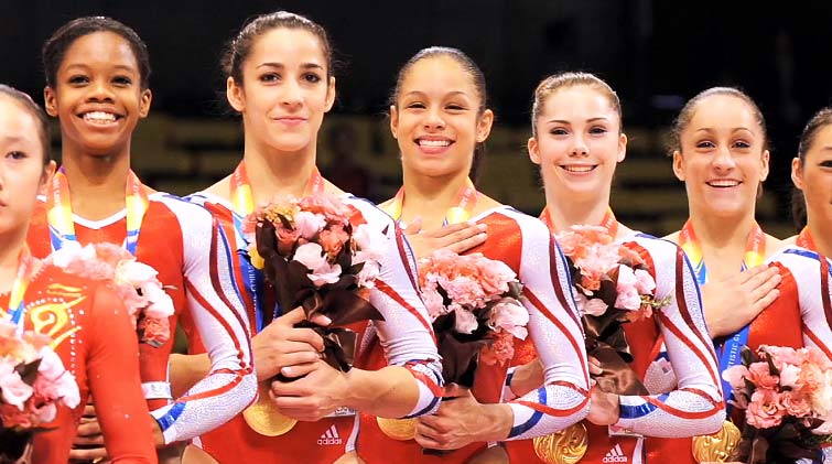 AT&T - Women's Gymnastics