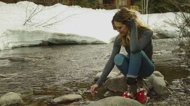 Earth Day Network - Amy Purdy