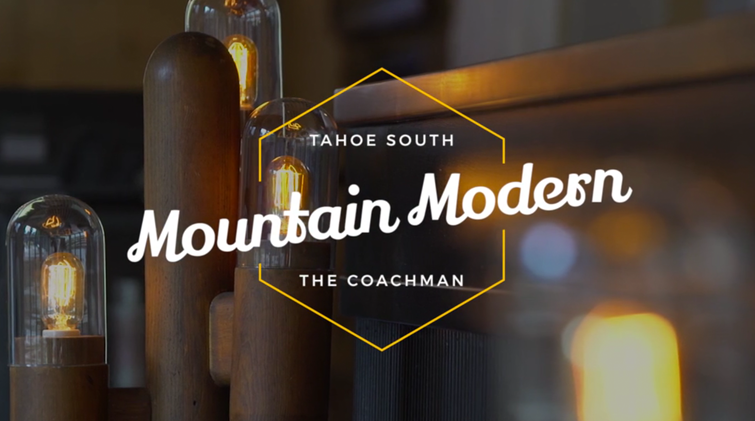 Mountain Modern - The Coachman