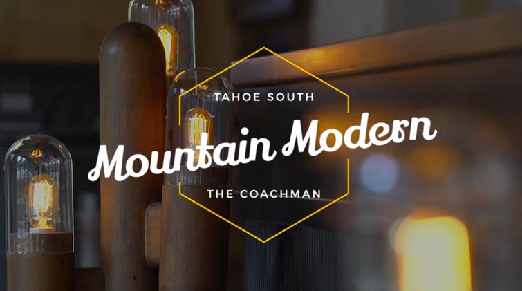 Mountain Modern - The Coachman