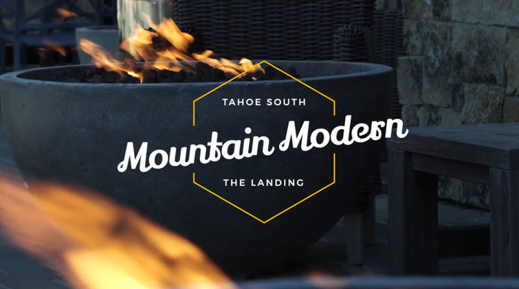 Mountain Modern - The Landing