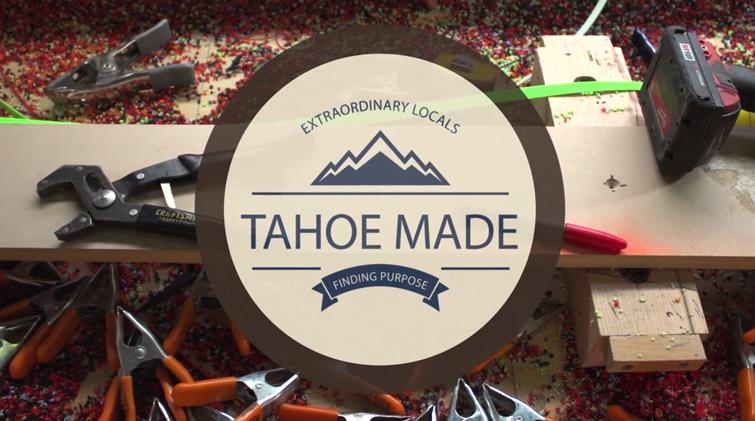 Tahoe Made - Tahoe Lab Snowbaords