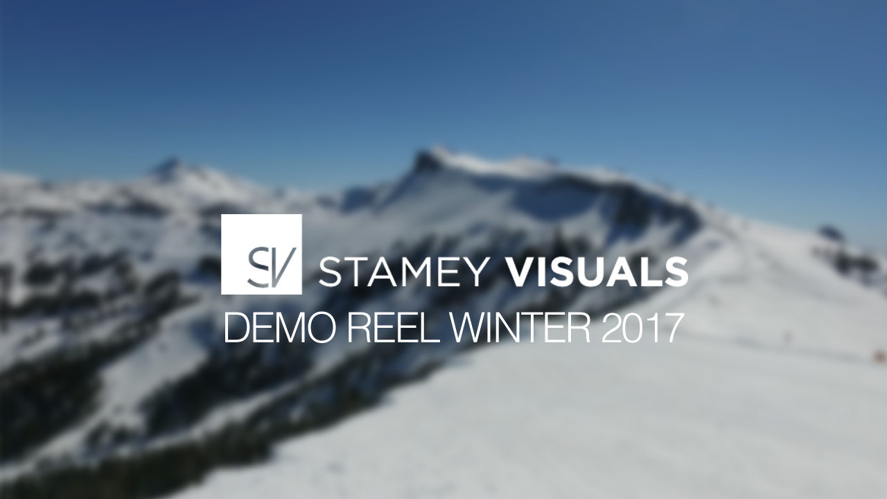 Demo Reel - Winter 2017