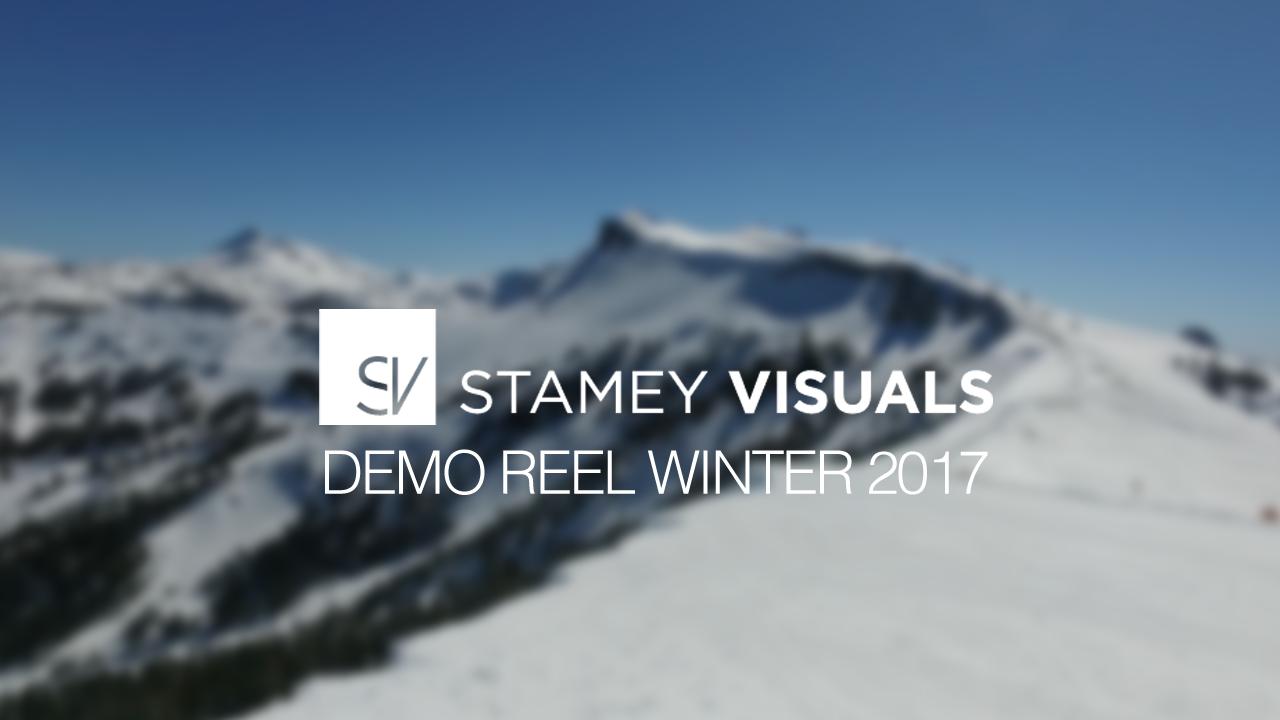Demo Reel - Winter 2017